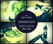 Organic EVOO - Not the fake grocery store stuff!
