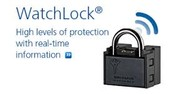 GPS and cellular trackable high security padlock