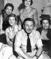 Walt Disney and Showgirls