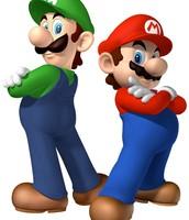 Mario and lugi