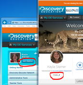 Updating Your Discovery Profile