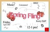 SPRING FLING!!!!