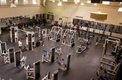 onsite gym/fitness center