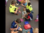 Indoor recess fun!