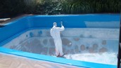 Leading pool cleaning services provider