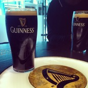 Guinness Factory, Pour your own Guinness!