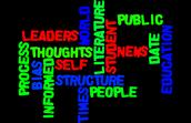 Media Literacy Wordle