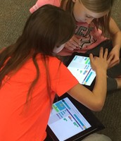 Collaborating over coding!!