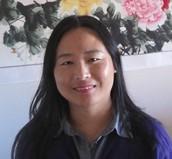 Teacher Ms. Xiaoju Wang