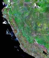 area of peru