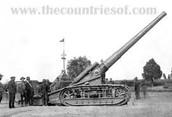 A gun from WW1
