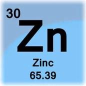 Zinc ou Spelter
