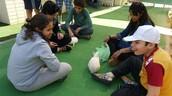 מפגשים עם ילדים בעלי צרכים מיוחדים