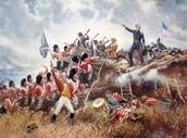 Between the Battle of Yorktown