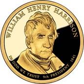 Coin William Harrison