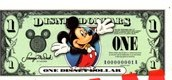 Disney Dollars Retirement