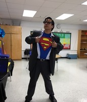 Superhero Thursday!