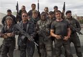 Los mercenari-os 3