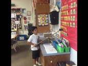 Diego--leading Fundations!