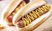 Shawn's amazing hot dogs