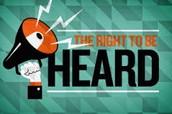 Right to Be Heard