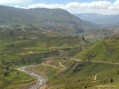Hike the Colca Canyon!