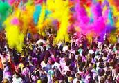 #7 Do a Color Run