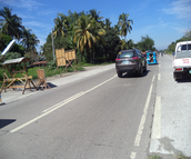 Widening at Buayan Section, General Santos City