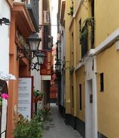 Les rues de Sevilla