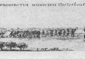 Oude ansicht van Oosterhout