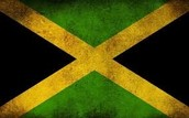 This is Jamaicas flag