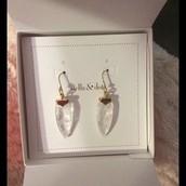Aria Drop Earrings