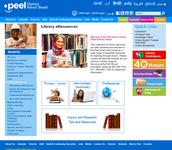 PEEL BOARD - Library eResources
