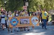 Von Steuben Day Parade