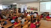 Larkspur ES Library