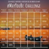 #MayYouBe Challenge