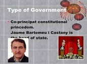 Andorra gov type...