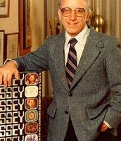 The person that made the first video game Ralph. H Baer