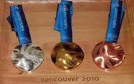 2010 olympic medals