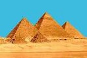 What are the great pyramids?