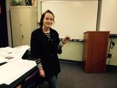 Kassandra McCool - from Thetford Academy