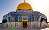 The Holy Place (shrine of the Dome on the Rock)