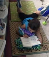 Noa during Readers Retreat