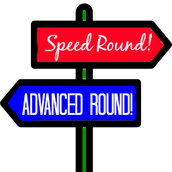 NEW! Game Speed Rounds and Advanced Rounds!