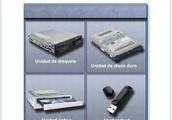 Dispositivos de almacenamiento primario y secundario