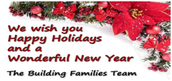 Calendar Reminders: ENJOY YOUR WINTER BREAK! Dec 21, 2015 - Jan 1, 2016