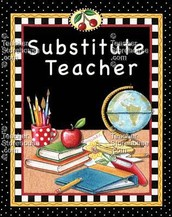 WANT TO BE A SUBSTITUTE TEACHER?