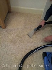 Tips from professional Carpet Cleaners London