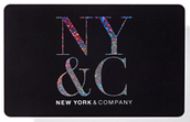 New York & Company Gift Card