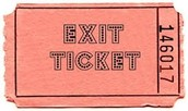 The Exit Ticket